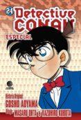 DETECTIVE CONAN: ESPECIAL Nº 24 - 8432715031888 - GOSHO AOYAMA