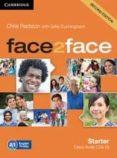 face2face: class audio cds (starter)-chris redston-gillie cunningham-9781107621688