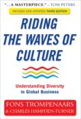 RIDING THE WAVES OF CULTURE: UNDERSTANDING DIVERSITY IN GLOBAL BUSINESS (3RD ED.) - 9781904838388 - FONS TROMPENAARS