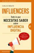 influencers (ebook)-carlos rebate-9788416990788