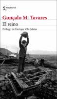 el reino (ebook)-gonçalo m. tavares-9788432234088