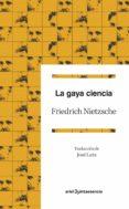 la gaya ciencia (ebook)-friedrich nietzsche-9788434429888