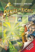 els pirates d internet (un cas per a tu i la penya dels tigres)-thomas brezina-9788466145688