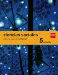 CIENCIAS SOCIALES CASTILLA-LA MANCHA 5º PRIMARIA INTEGRADO SAVIA ED 2014 CASTELLANO - 9788467570588 - VV.AA.