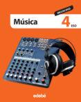 MUSICA 4 ESO INCLOU DVD - 9788468305288 - VV.AA.