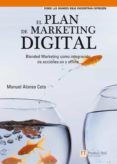 EL PLAN DE MARKETING DIGITAL: BLENDED MARKETING COMO INTEGRACION DE ACCIONES ON Y OFF LINE - 9788483224588 - MANUEL ALONSO COTO