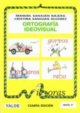 ORTOGRAFÍA IDEOVISUAL 5 (10-11 AÑOS) - 9788487705588 - MANUEL SANJUAN NAJERA