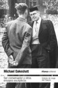 ser conservador y otros ensayos escépticos (ebook)-michael oakeshott-9788491049388