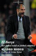 EL BARCA - 9788493890988 - SANDRO MODEO