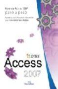 ACCESS 2007 - 9788496710788 - VV.AA.