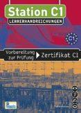 STATION C1  LEHRERHANDREICHUNGEN - 9789608261488 - VV.AA.