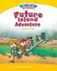 PENGUIN KIDS 6 POPTROPICA FUTURE ISLAND READER - 9781408288498 - VV.AA.