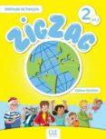 ZIGZAG NIV. 2 ELEVE + CD AUDI - 9782090383898 - VV.AA.