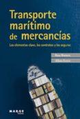 transporte marítimo de mercancías (ebook)-rosa romero-9788417313098