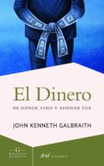 el dinero (ebook)-john kenneth galbraith-9788434417298
