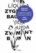 VIDA LIQUIDA - 9788449333798 - ZYGMUNT BAUMAN
