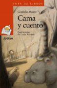 CAMA Y CUENTO - 9788466792998 - GONZALO MOURE