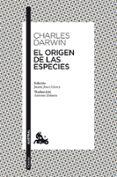 EL ORIGEN DE LAS ESPECIES - 9788467033298 - CHARLES DARWIN