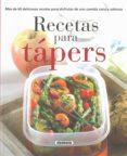 RECETAS PATA TAPERS - 9788467747898 - VV.AA.