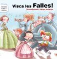 VISCA LES FALLES (MANUSCRITA) - 9788481312898 - TERESA BROSETA