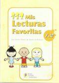 MIS LECTURAS FAVORITAS 1.2 - 9788484919698 - MARTINEZ/ALCALA