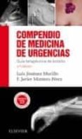 COMPENDIO DE MEDICINA DE URGENCIAS, 4ª ED - 9788490228098 - LUIS JIMENEZ MURILLO
