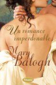 UN ROMANCE IMPERDONABLE - 9788492916498 - MARY BALOGH