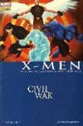 X-MEN: CIVIL WAR - 9788496871298 - DAVID HINE
