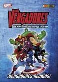 LOS VENGADORES. ¡VENGADORES REUNIOS! - 9788498857498 - CHRIS YOST