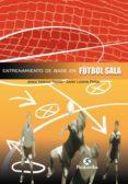 entrenamiento de base en fútbol sala (ebook)-jesus velasco tejada-javier lorente peñas-9788499107998
