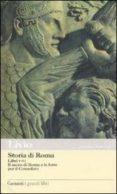 STORIA DI ROMA: LIBRO 5-6: IL SACCO DI ROMA E LE LOTTE PER IL CON SOLATO - 9788811365198 - TITO LIVIO