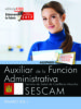 auxiliar de la funcion administrativa. servicio de salud de castilla-la mancha (sescam). temario vol. i-9788468177908