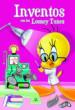 inventos con los looney tunes-9788466229548