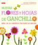 nuevas flores y hojas de ganchillo-9788498743258