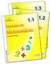 matematicas ep 1º cuadernos tres titulos-9788478877898