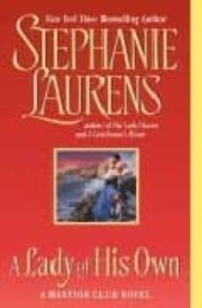 a lady of his own-stephanie laurens-9780060593308