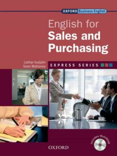 express series sales and purchasing studen s book pack-lothar gut jahr-sean mahoney-9780194579308