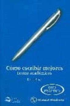 Titantitan.mx Como Escribir Mejores Textos Academicos. Guia Practica. Image