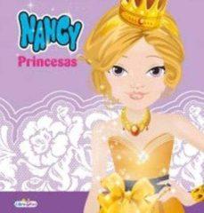 Relaismarechiaro.it Nancy - Cuaderno De Diseño - Princesas Image