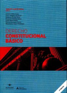 Emprende2020.es Derecho Constitucional Básico (2ª Ed.) Image