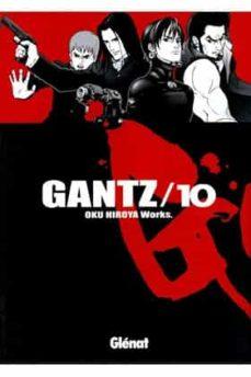 gantz nº 10-hiroya oku-9788415830108