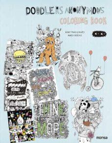 Ebook para el examen de la puerta descarga gratuita DOODLERS ANONYMOUS: COLORING BOOK  (Literatura española) 9788416500208