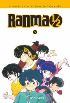 ranma 1/2 kanzenban. tomo 5-rumiko takahashi-9788416636808
