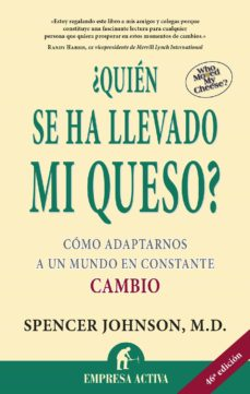 ¿quién se ha llevado mi queso? (ebook)-spencer johnson-9788416715008