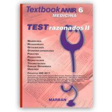 Descarga gratuita de fuentes de libros de texto TEST RAZONADOS II 2018 en español PDF CHM ePub 9788417184308