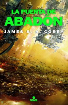 Enlace de descarga de libros de Google LA PUERTA DE ABADON (THE EXPANSE 3)  (Spanish Edition) 9788417347208 de JAMES S. A. COREY