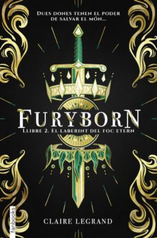 Descargar epub ebooks para iphone FURYBORN 2. EL LABERINT DEL FOC ETERN PDB ePub