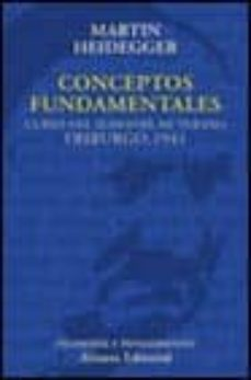 Permacultivo.es Conceptos Fundamentales: Curso Del Semestre De Verano (Friburgo, 1941) Image