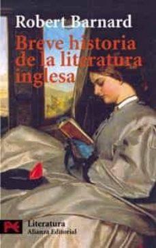 breve historia de la literatura inglesa-robert barnard-9788420672908
