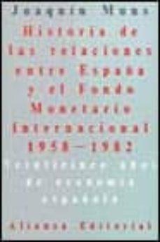 Debatecd.mx Historia De Las Relaciones Entre España Y El Fmi Image